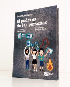 Foto portada libro El poder es de las personas