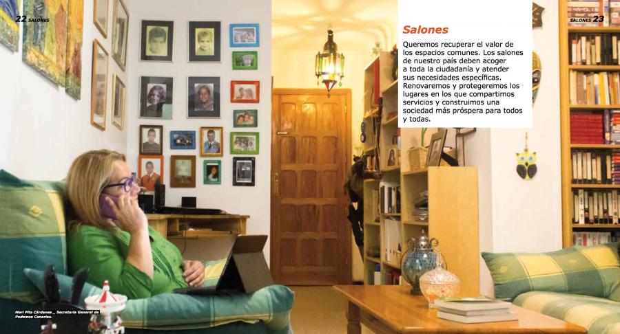 Programa electoral Podemos 26J Ikea