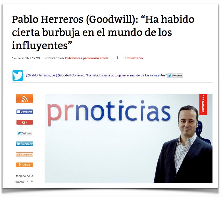 Entrevista-Pablo-Herreros-PRNoticias