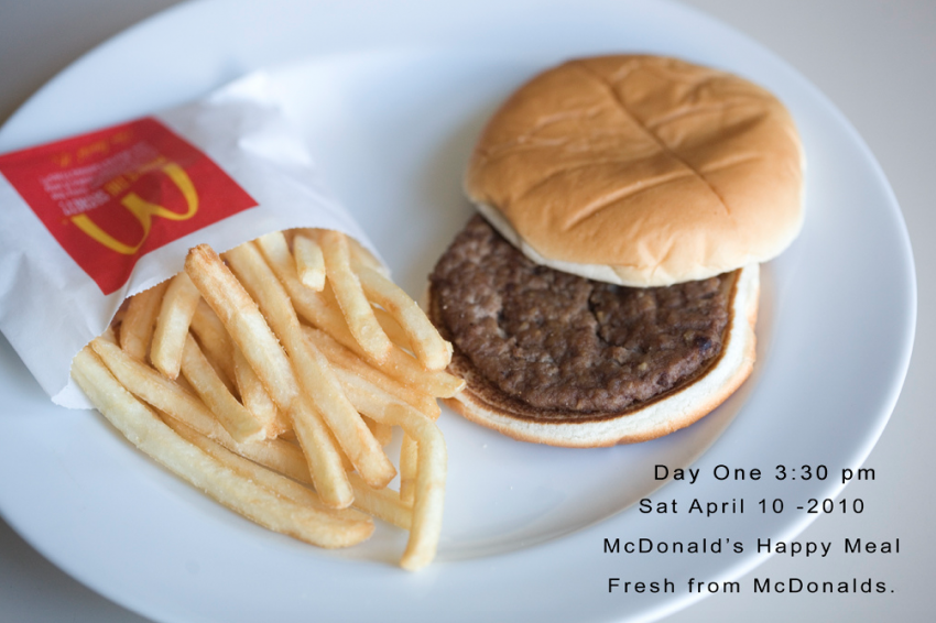 Happy-Meal-Project-Day-one