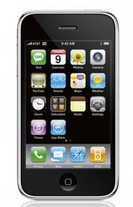 iPhone 3G, de Apple